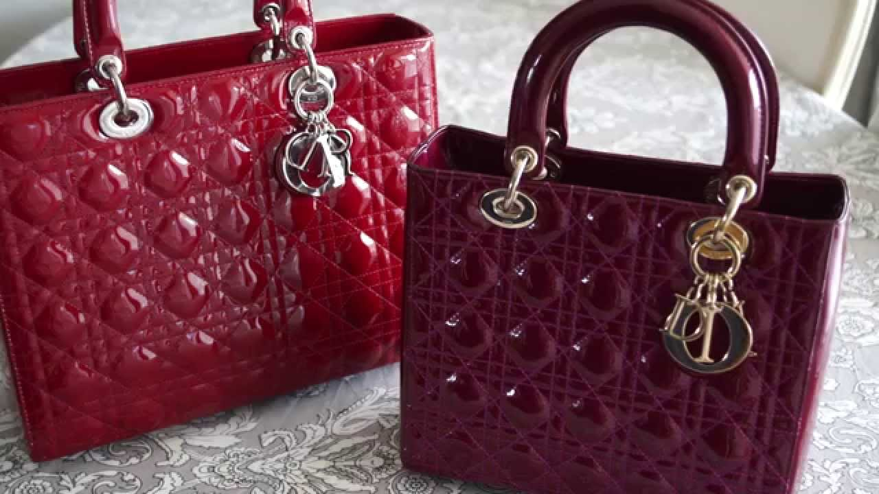 Christian Dior has arrive track of relatively different exclusive creations in relation to handbags